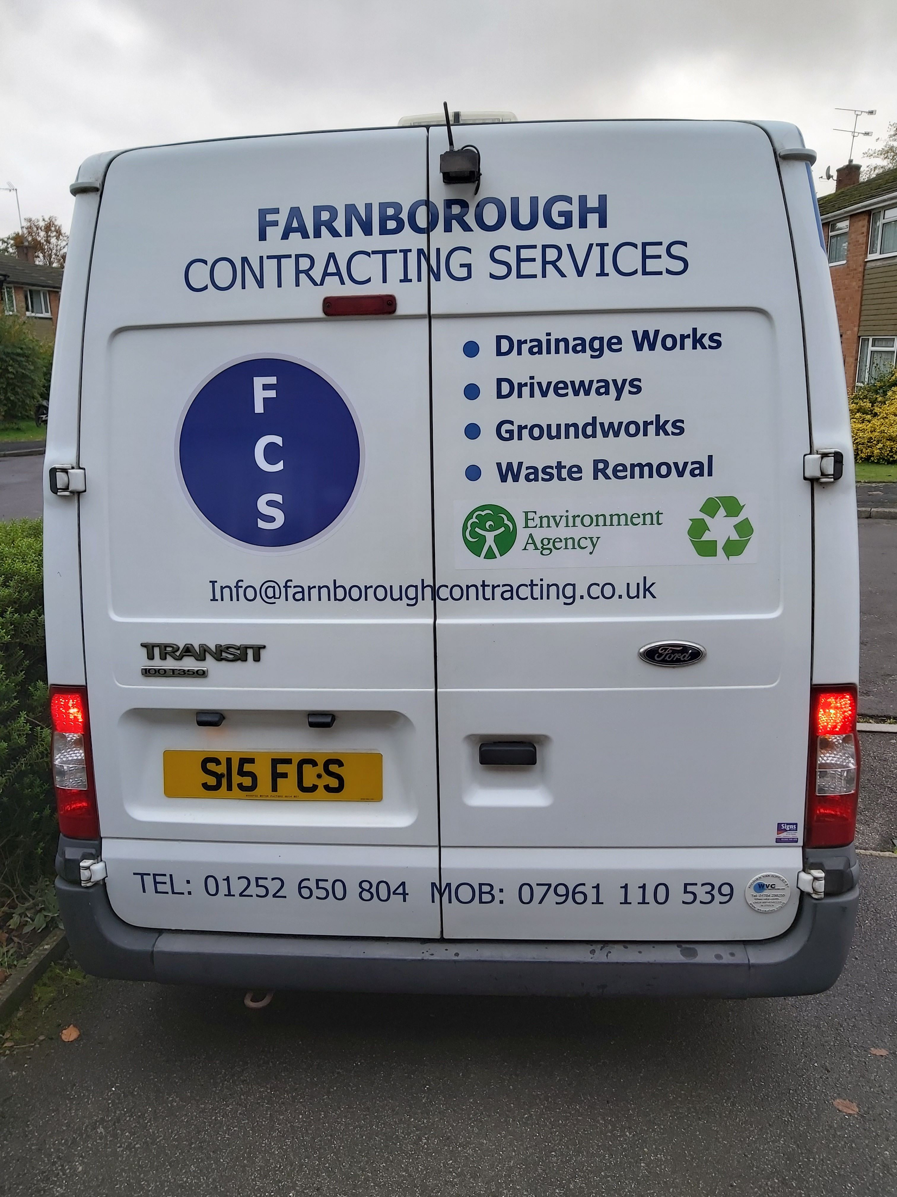 Drain Repairs Farnborough